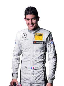 Esteban Ocon (Bild: Daimler AG)