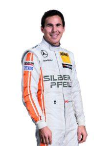 Robert Wickens (Bild: Daimler AG)