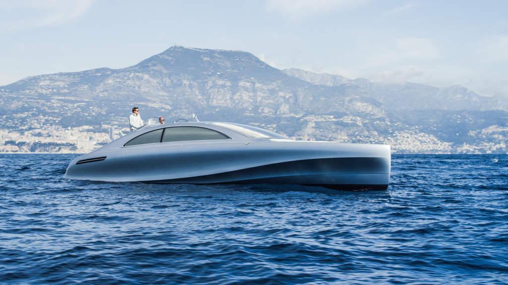 Mercedes-Benz Style Yacht - Arrow460–Granturismo (Bild: Daimler AG)