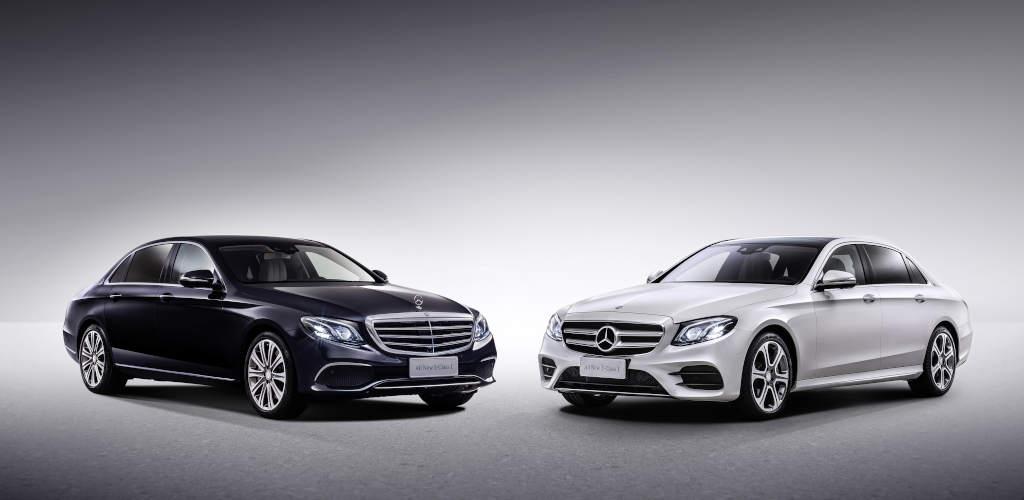 """Wie die """"normale"""" Limousine wird auch die Langversion in einer sportlicheren und einer klassischen Version angeboten (Bild: Daimler AG)"""