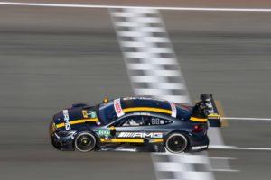 Sieger im 2. DTM Rennen 2016: Paul Di Resta im Mercedes-AMG C 63 Coupé DTM (Bild: Daimler AG)