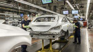 Mercedes-Benz Werk Kecskemét (Bild: Daimler AG)
