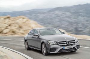 Mercedes-Benz E-Klasse, AMG Line, ab 2016 (Bild: Daimler AG)