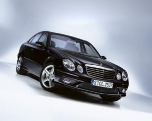 Mercedes-Benz E-Klasse, W 211, 2002 bis 2009 (Bild: Daimler AG)