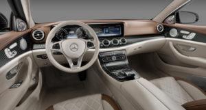 Schöner Wohnen: Preise für das Interieur der E-Klasse W 213 (Bild: Daimler AG)