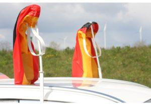 Fan-Windhosen (Bild: ACE)