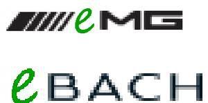 Fiktives Subbarken-Logo für Mercedes E-Modelle