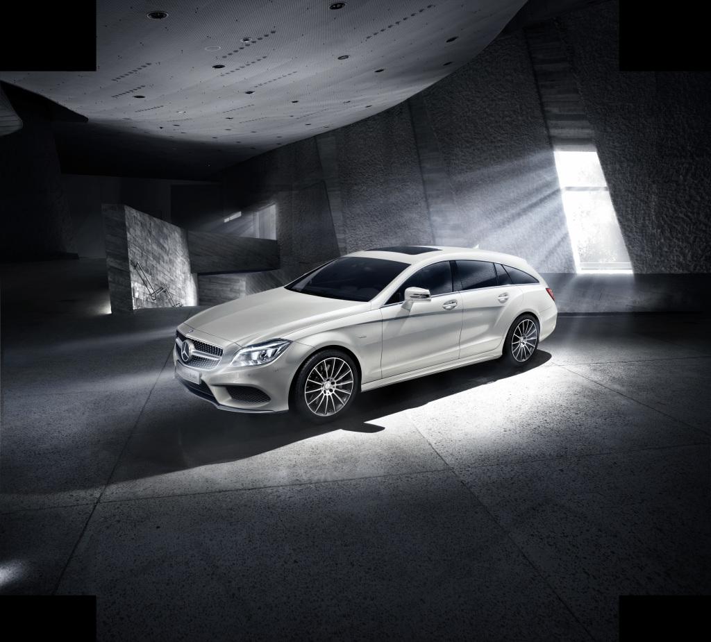 CLS Shooting Brake Final Edition, S 218 (Bild: Daimler AG)