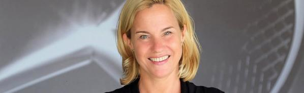 Britta Seeger wird Vertriebs-Vorstand von Mercedes-Benz Cars (Bild: Daimler AG)