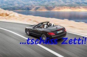Produktionsende für den BMW Z 4: Tschüss Zetti (Bild: Daimler AG)