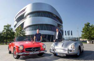 Gute Karten: Rabatte beim Besuch des Mercedes-Benz und des Porsche Museums (Bild: Daimler AG)