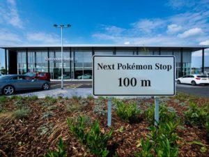 Pokémon GO Stopps in Mercedes-Benz Autohäusern: Willkommen im 21. Jahrhundert (Bild: Daimler AG)