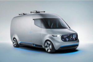 Mercedes-Benz Vision Van (Bild:Daimler AG)