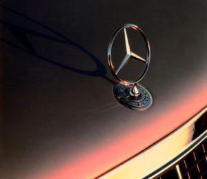 Der Stern glänzt ... auch 2016 (Bild: Daimler AG)