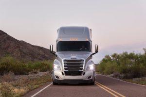 Freightliner Cascadia (Bild: Daimler AG)