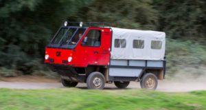 LKW im Bausatz von Ox (Bild: Ox Global Vehicle Trust, Media-Bereich)