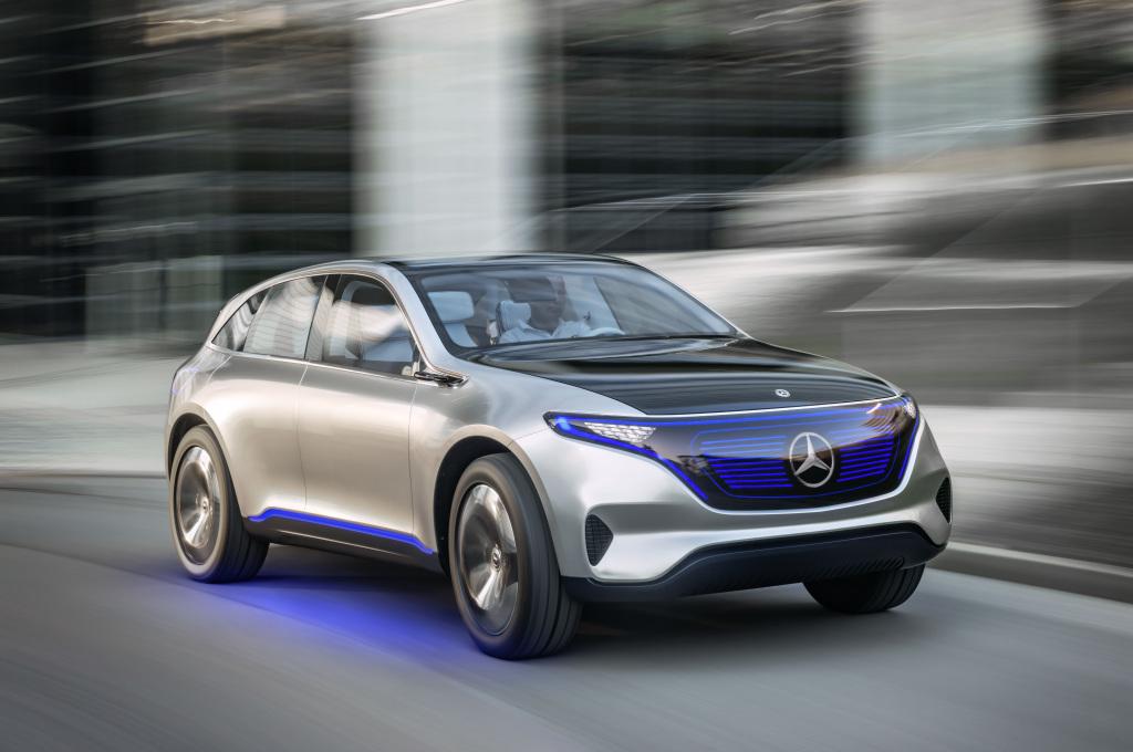 Generation EQ (Bild: Daimler AG)