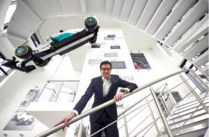 Formel E? Kommt der Mercedes-Elektro-Renner? (Bild: Daimler AG)