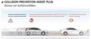 Abschaltbar? Bremsassistenzsysteme (Bild: Daimler AG)