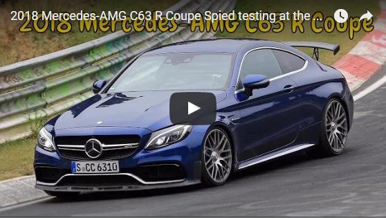 Heißes C: Mercedes-AMG C 63 R (Bild: Video Supercarsfromeu)