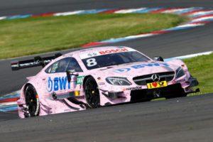 Das Team Mücke verabschiedet sich aus der DTM (Bild: Daimler AG)