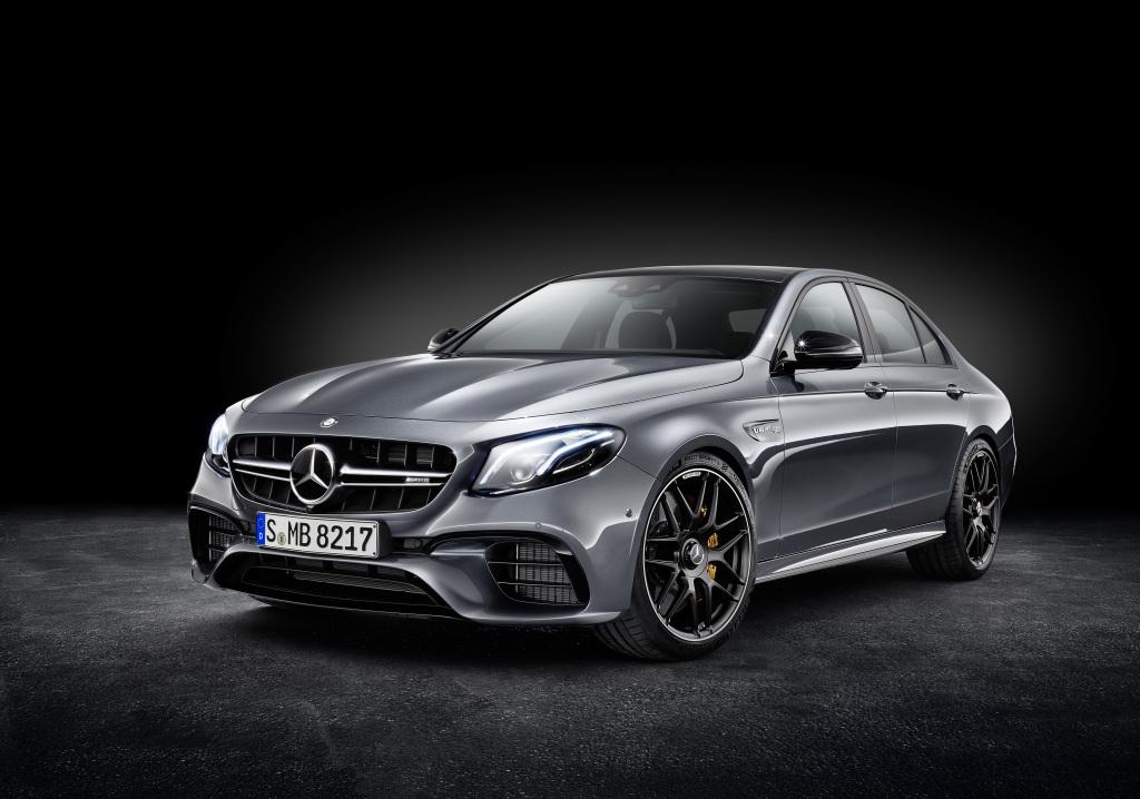 Mercedes-AMG E 63 S 4MATIC+ (Bild: Daimler AG)