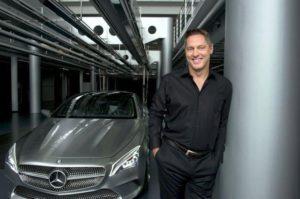 Gorden Wagener - Vice President Design Daimler AG (Bild: Daimler AG)