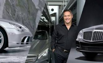 Automobile Kurznachrichten 45/2016 (Collage aus Bildern Daimler AG und Pininfarina)
