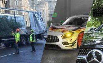 Automobile Kurznachrichten 46/2016 (Collage aus Bildern Daimler AG)