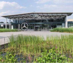 Neue Themenführungen im Mercedes-Benz Werk Bremen (Bild: Daimler AG)