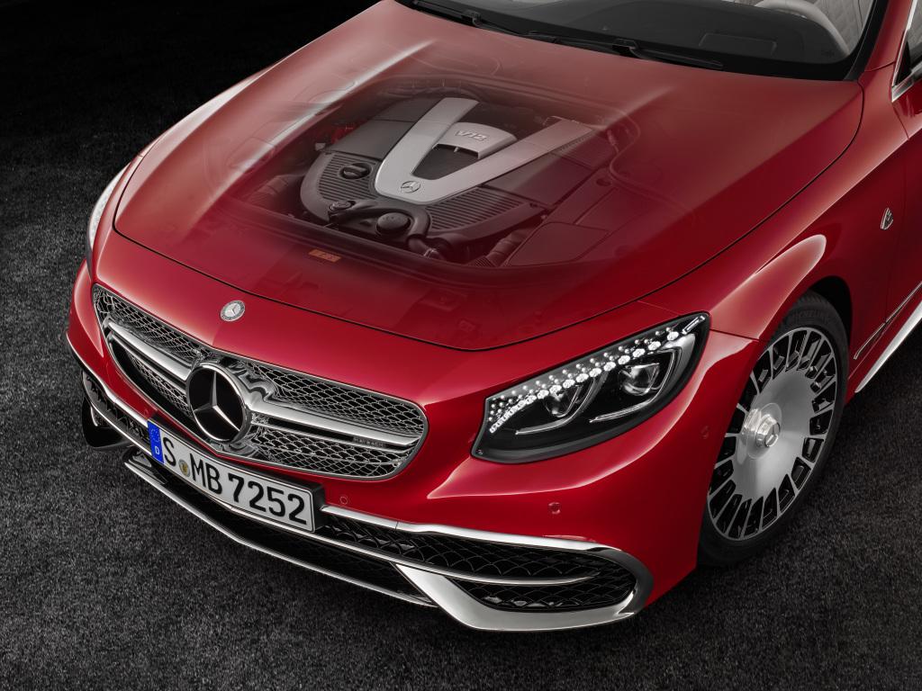 Mercedes-Maybach S 650 Cabriolet (Bild: Daimler AG)