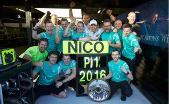 WELTMEISTER! Nico Rosberg (Bild: Daimler AG)