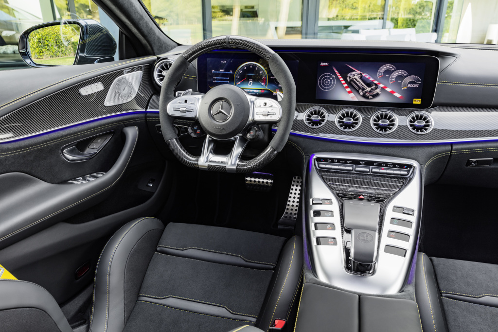 Mercedes Amg Gt 63 S 4matic 4 Turer Coupe Mbpkw